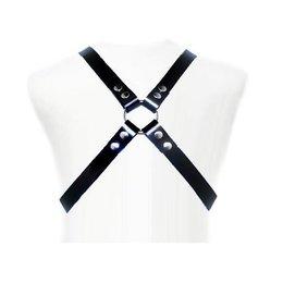 Kookie International Basic Leather Harness