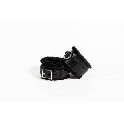 Sinvention Sinvention Luxury Faux Fur & Leather Cuff - Small