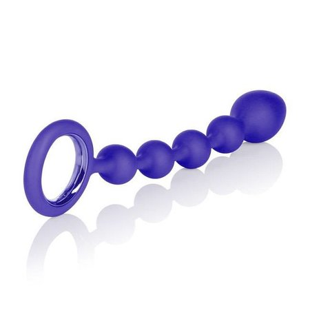 CalExotics Booty Call Booty Climaxer Silicone Anal Beads