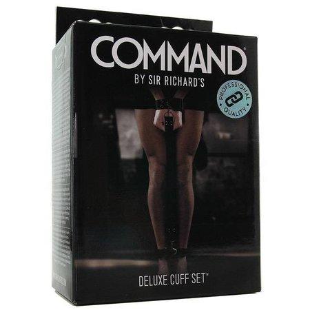 Sir Richard's Sir Richard's Command Deluxe Cuff Set