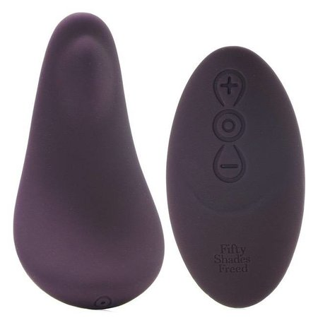 Lovehoney Fifty Shades Freed My Body Blooms Rechargeable Remote Control Knicker Vibrator