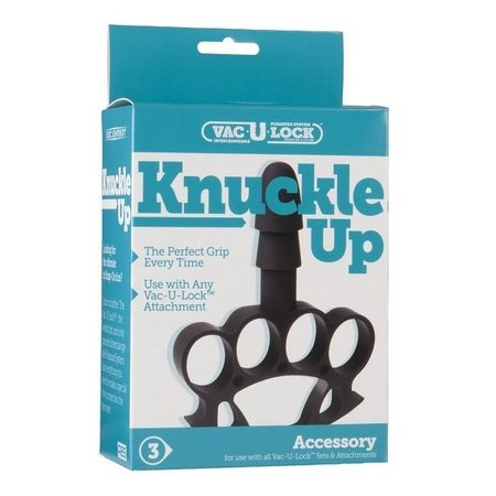 Doc Johnson Vac-U-Lock Knuckle Up Attachment Plug