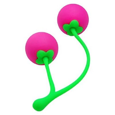 Frisky Charming Cherries Silicone Kegel Exerciser