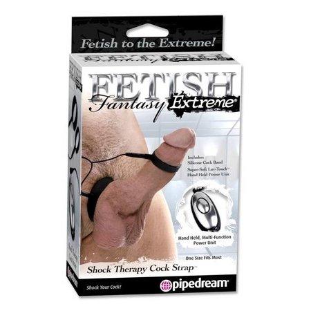 Fetish Fantasy Extreme Fetish Fantasy Extreme Shock Therapy Cock Strap