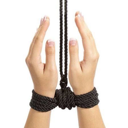 Lovehoney Fifty Shades of Grey Restrain Me Bondage Rope Twin Pack
