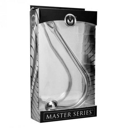 Master Series Master Series Hooked Stainless Steel Anal Hook