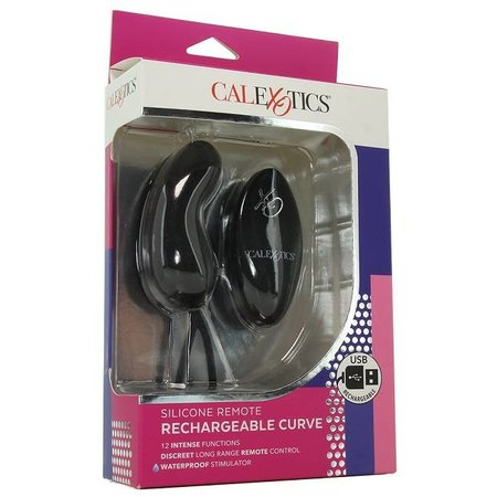 CalExotics Silicone Remote Rechargeable Curve