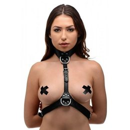 Strict Strict Female Chest Harness