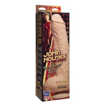Doc Johnson John Holmes UltraSKYN Ultra Realistic 3.0 Cock