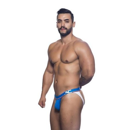 Andrew Christian Show-It Sports & Workout Jock with Mesh