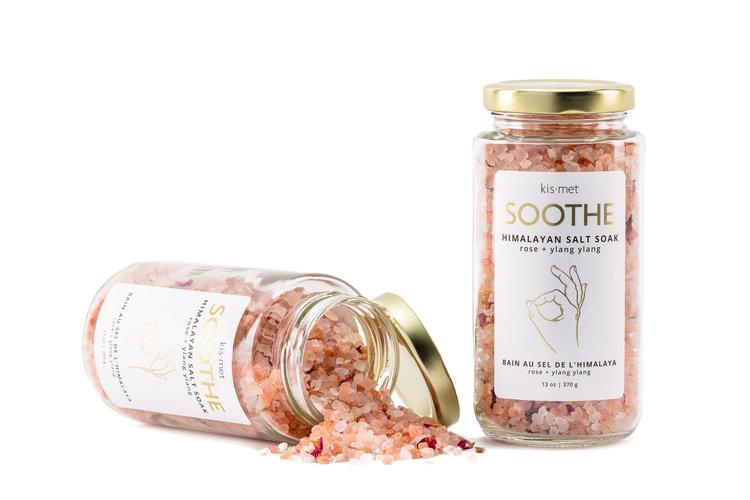 Soothe - Himalayan Salt Soak