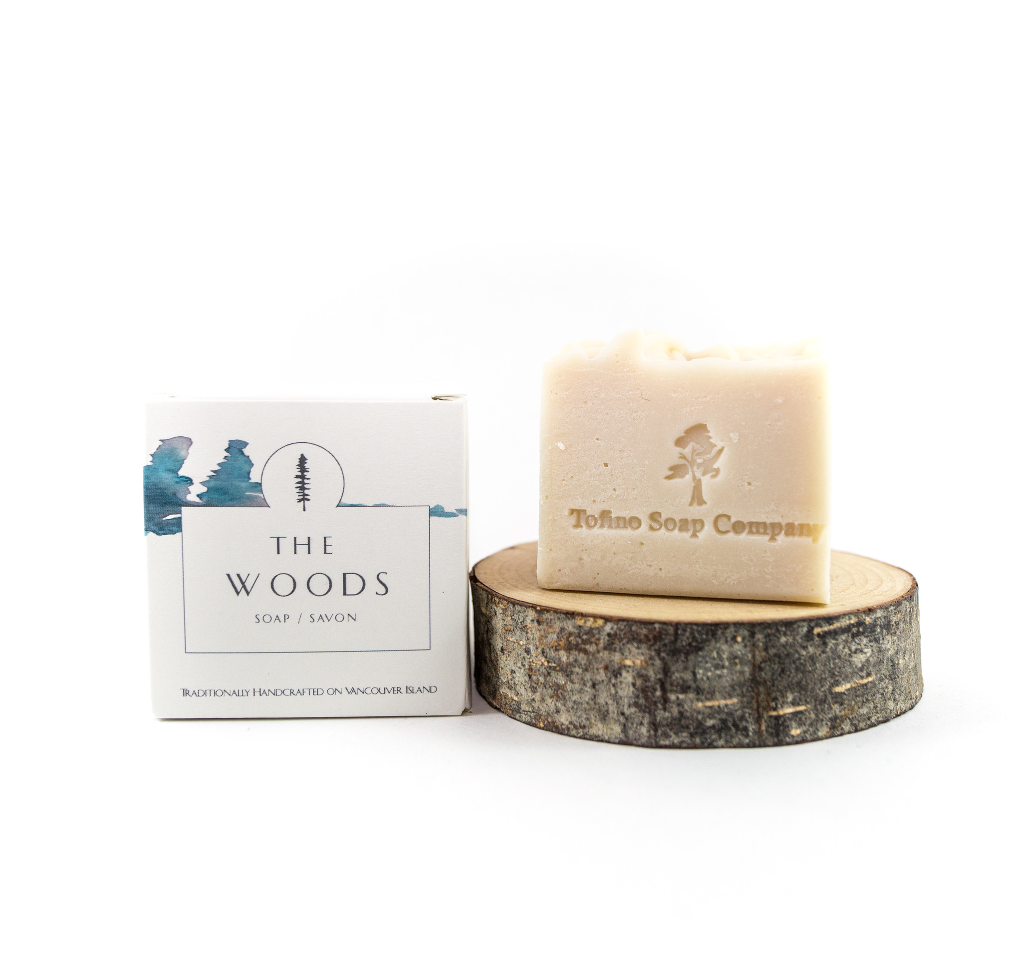 The Woods Soap