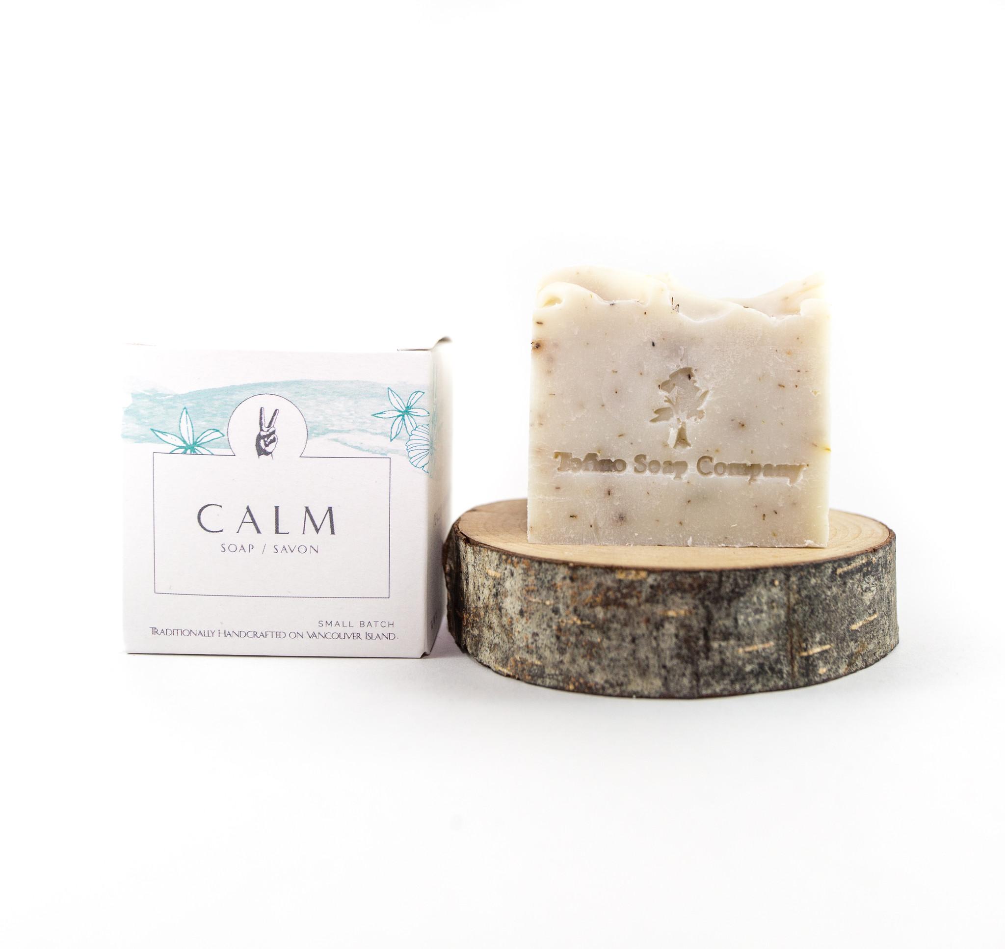 Tofino Soap Company Calm Soap