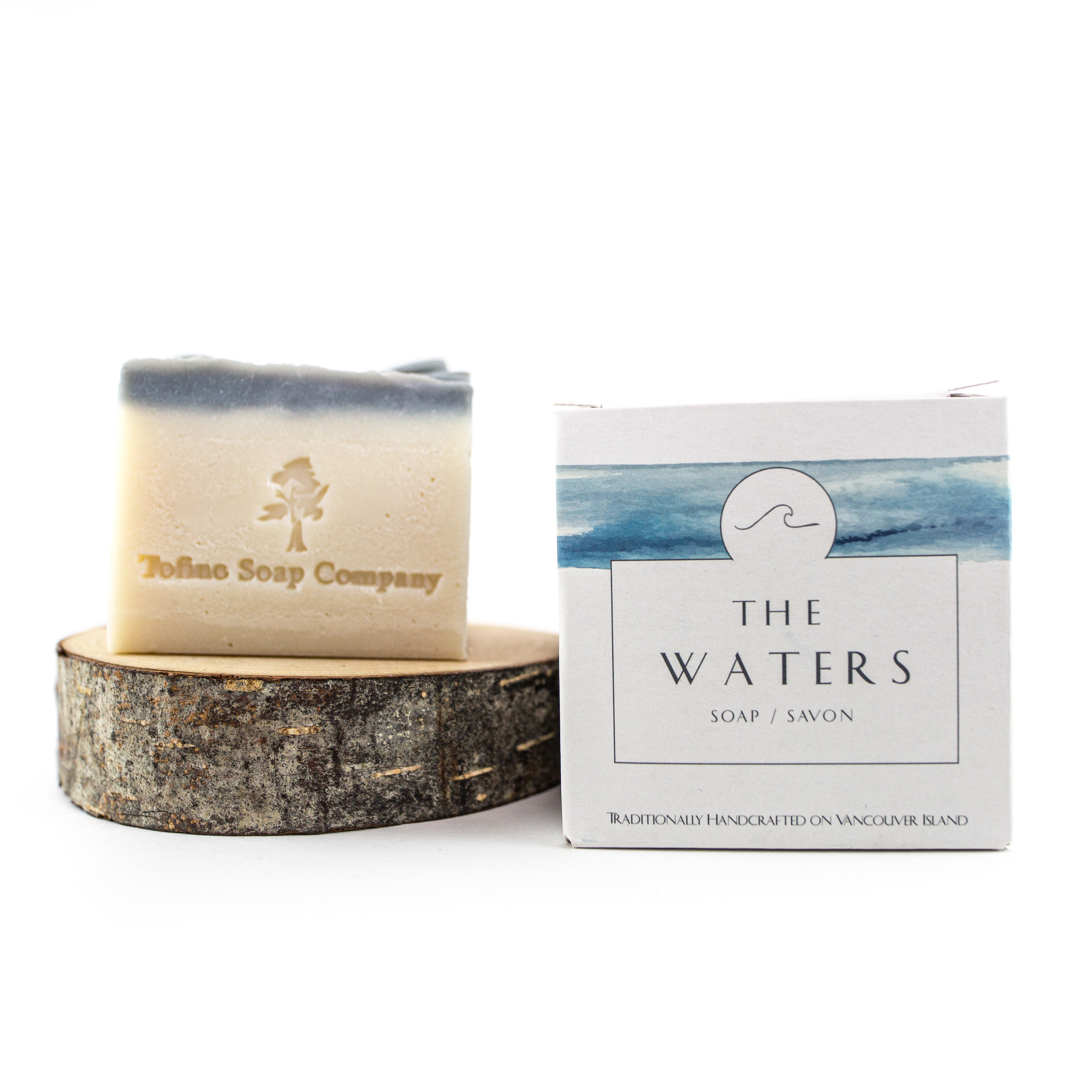Tofino Soap Company The Waters Soap