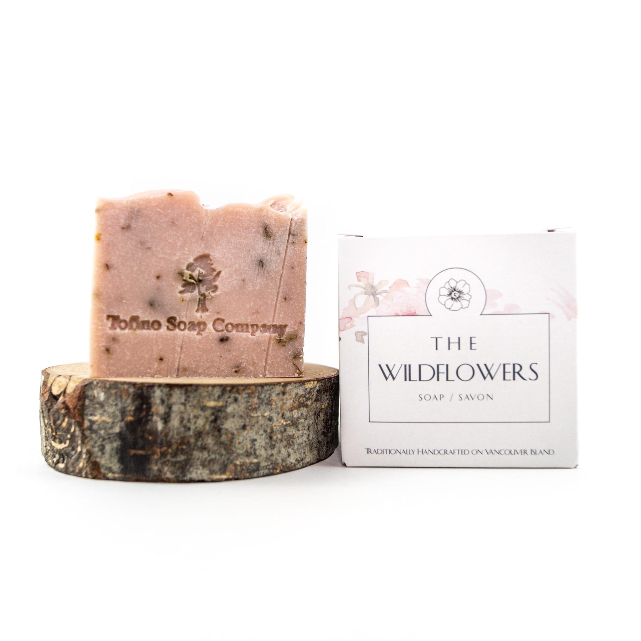 Wildflowers Soap