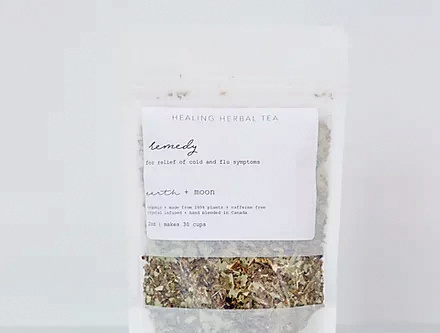 Earth & Moon Remedy Tea