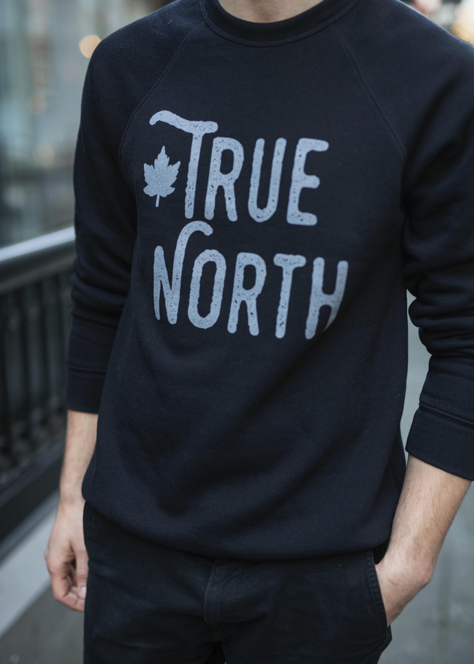 Locomotive - True North Crew Sweatshirt