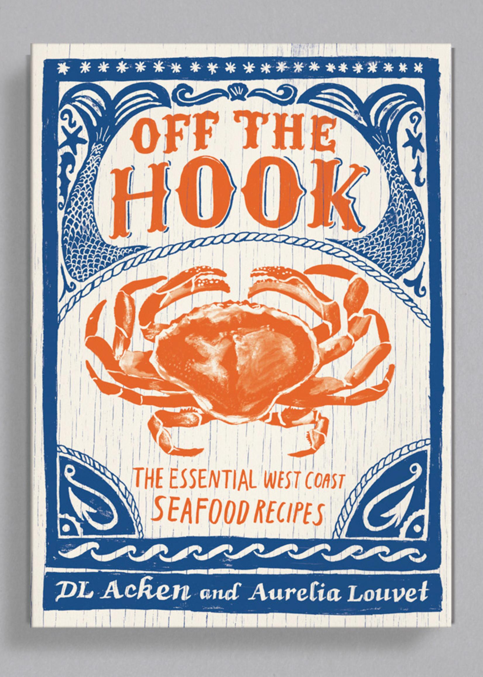 DL Acken DL Acken - Off The Hook Cookbook