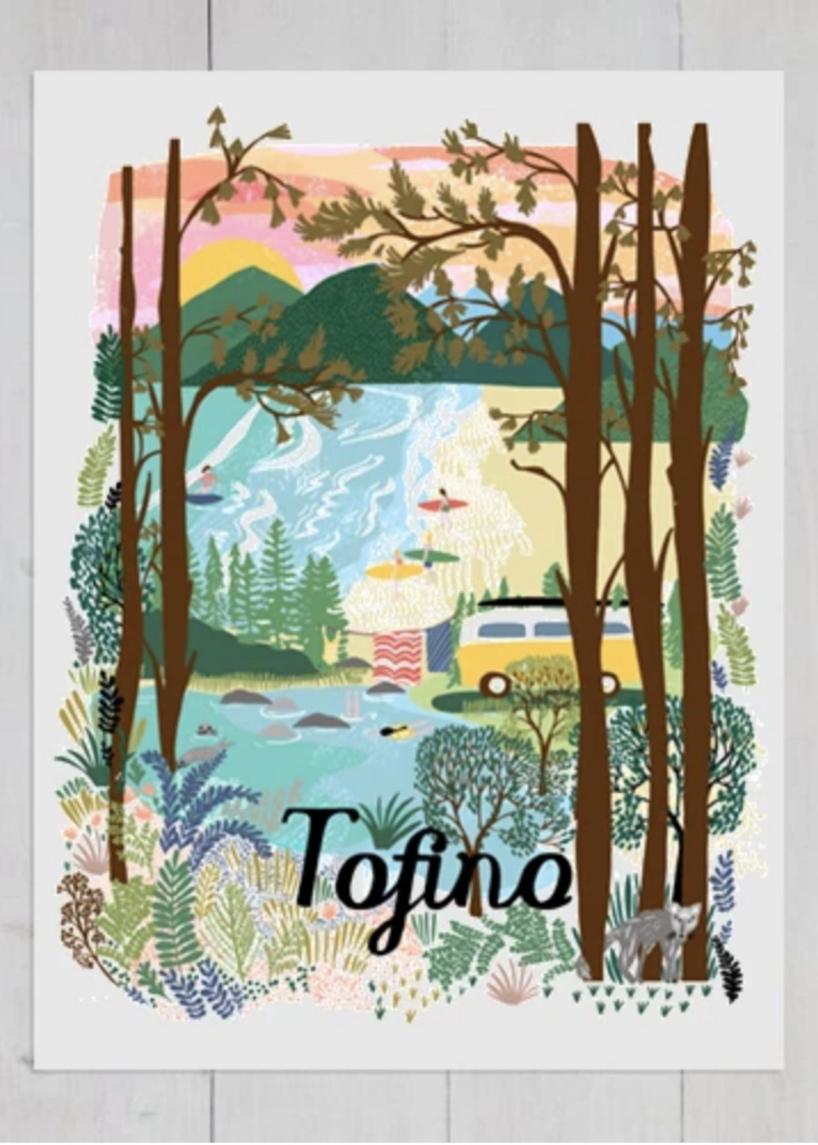 Anja Jane Anja Jane - Tofino Print
