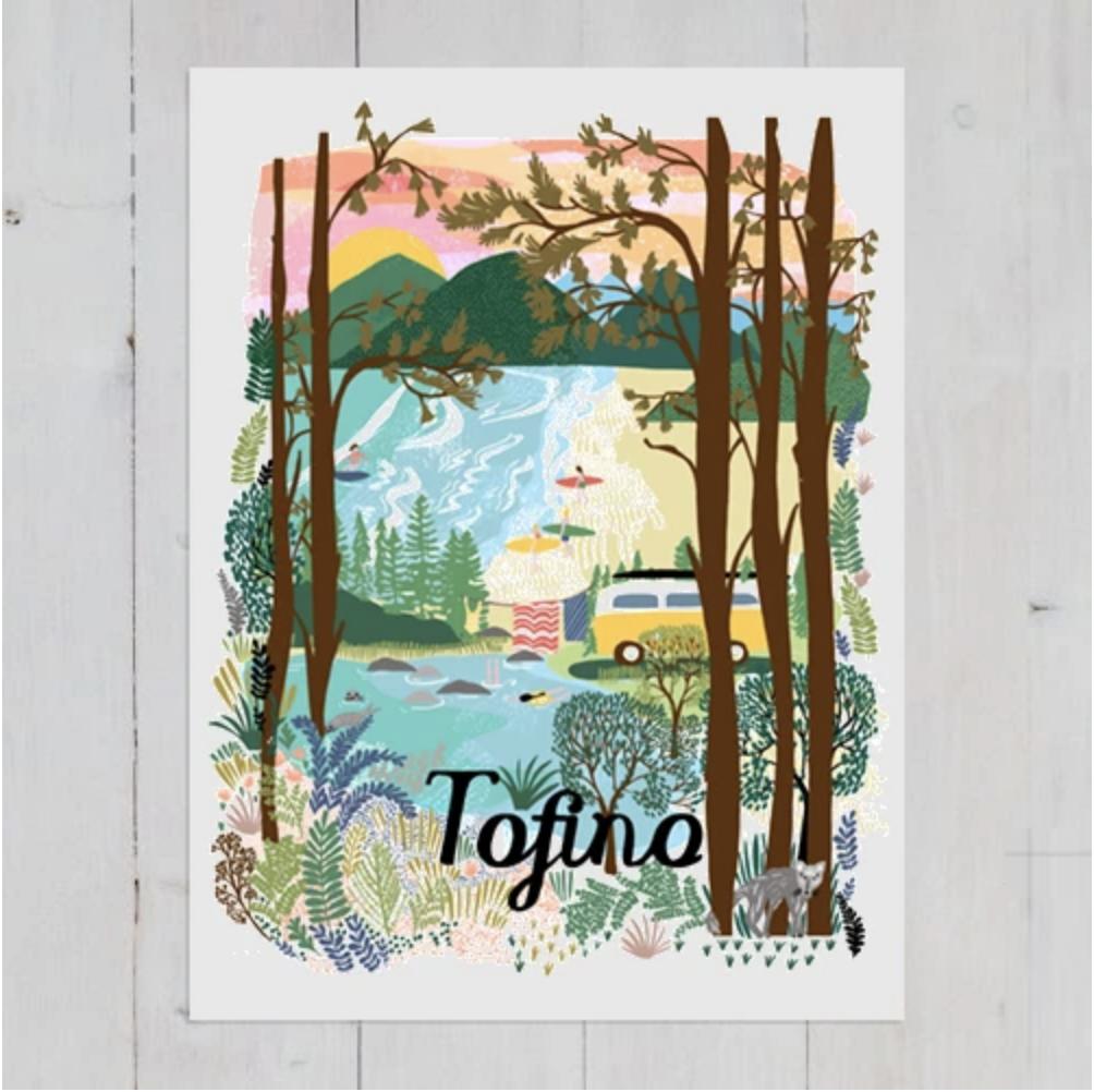 Anja Jane Tofino Print
