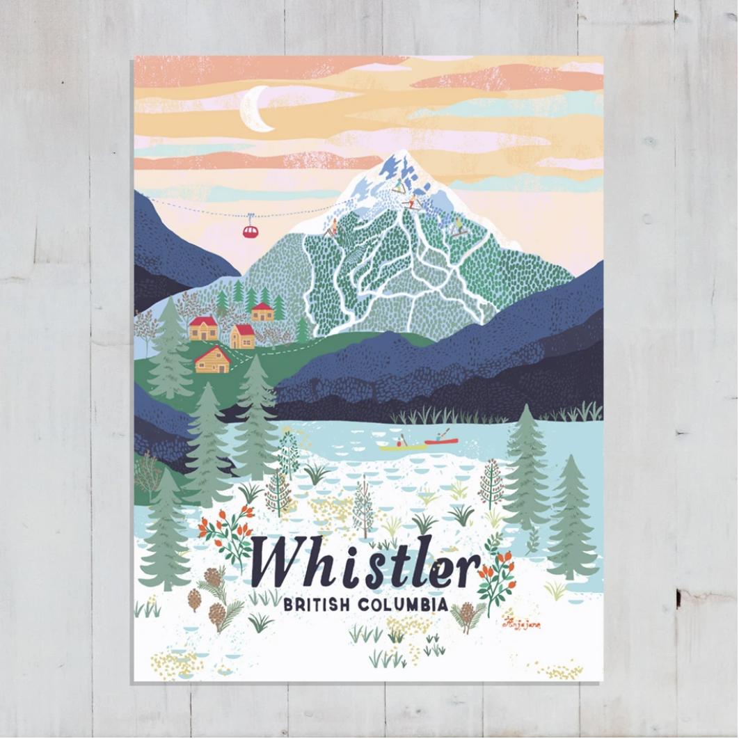 Anja Jane Whistler Print