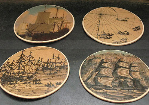 Nautical Coaster Set (4)