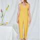 Eve Gravel Saint Germain Jumpsuit
