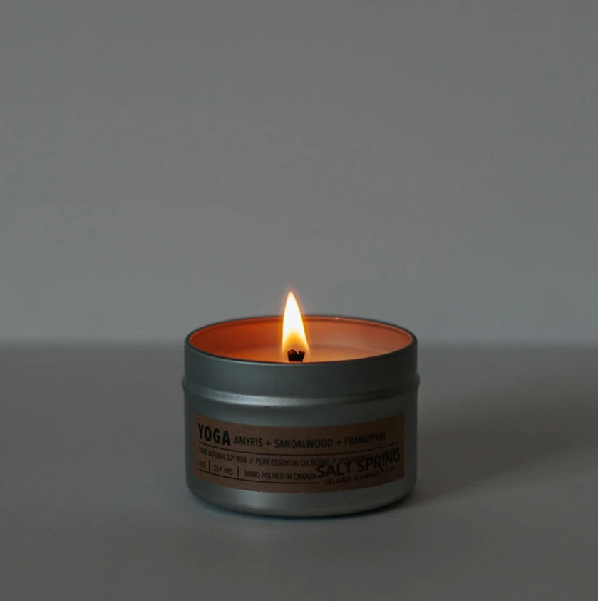 Yoga 4 oz Candle