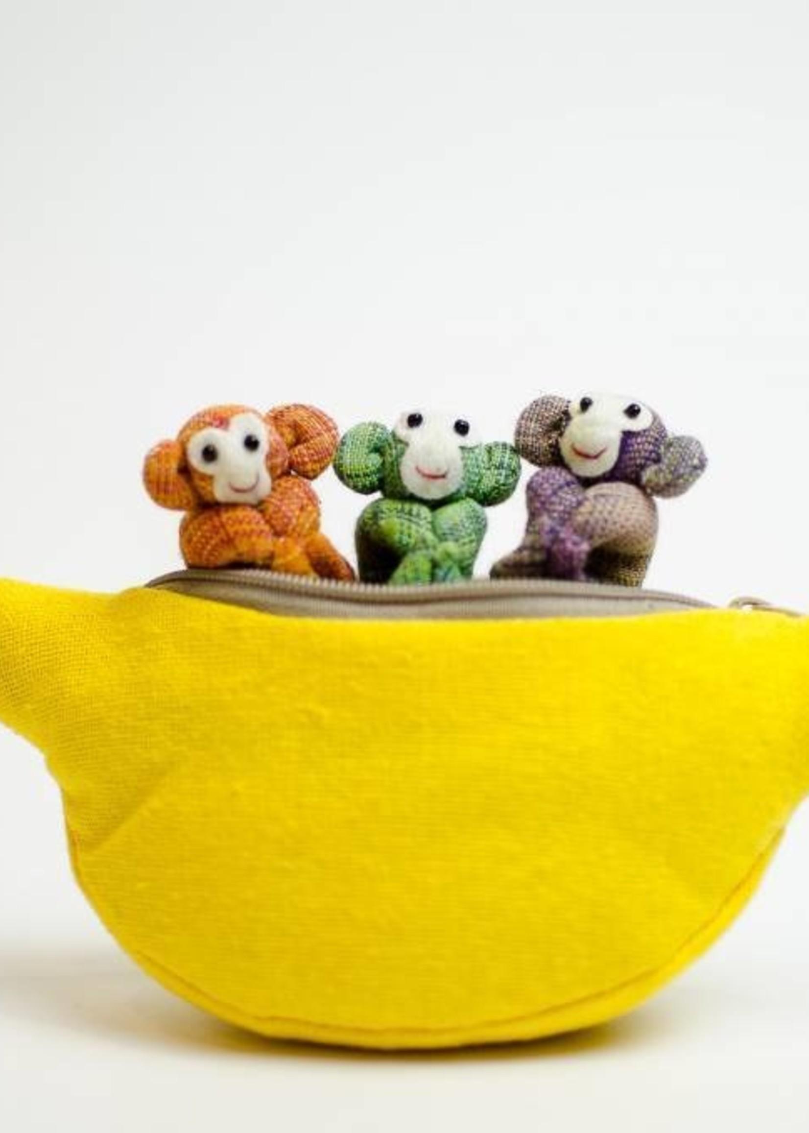 Migration - Monkeys in Banana