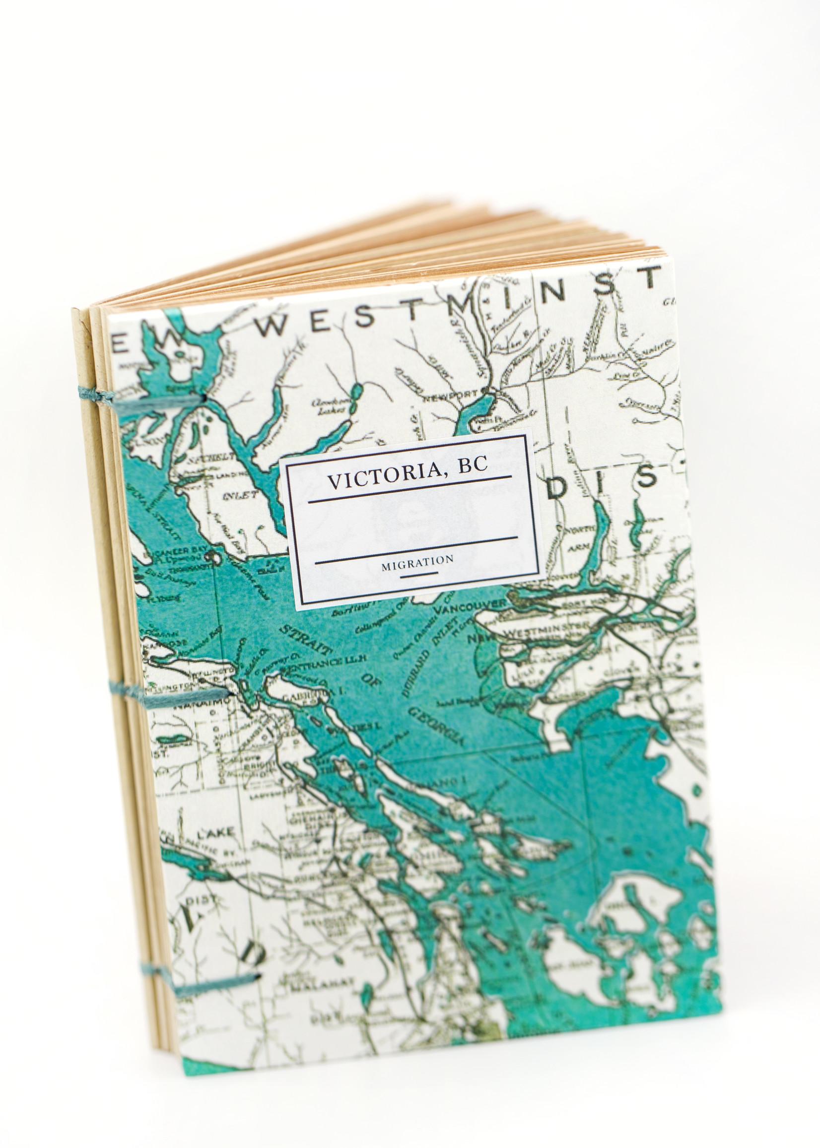 DIDBEE Victoria Pocket Notebook