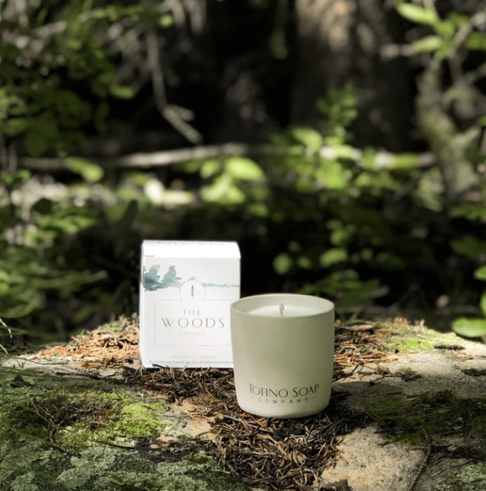 Migration Boutique - Victoria, British Columbia - The Woods Candles - Candles
