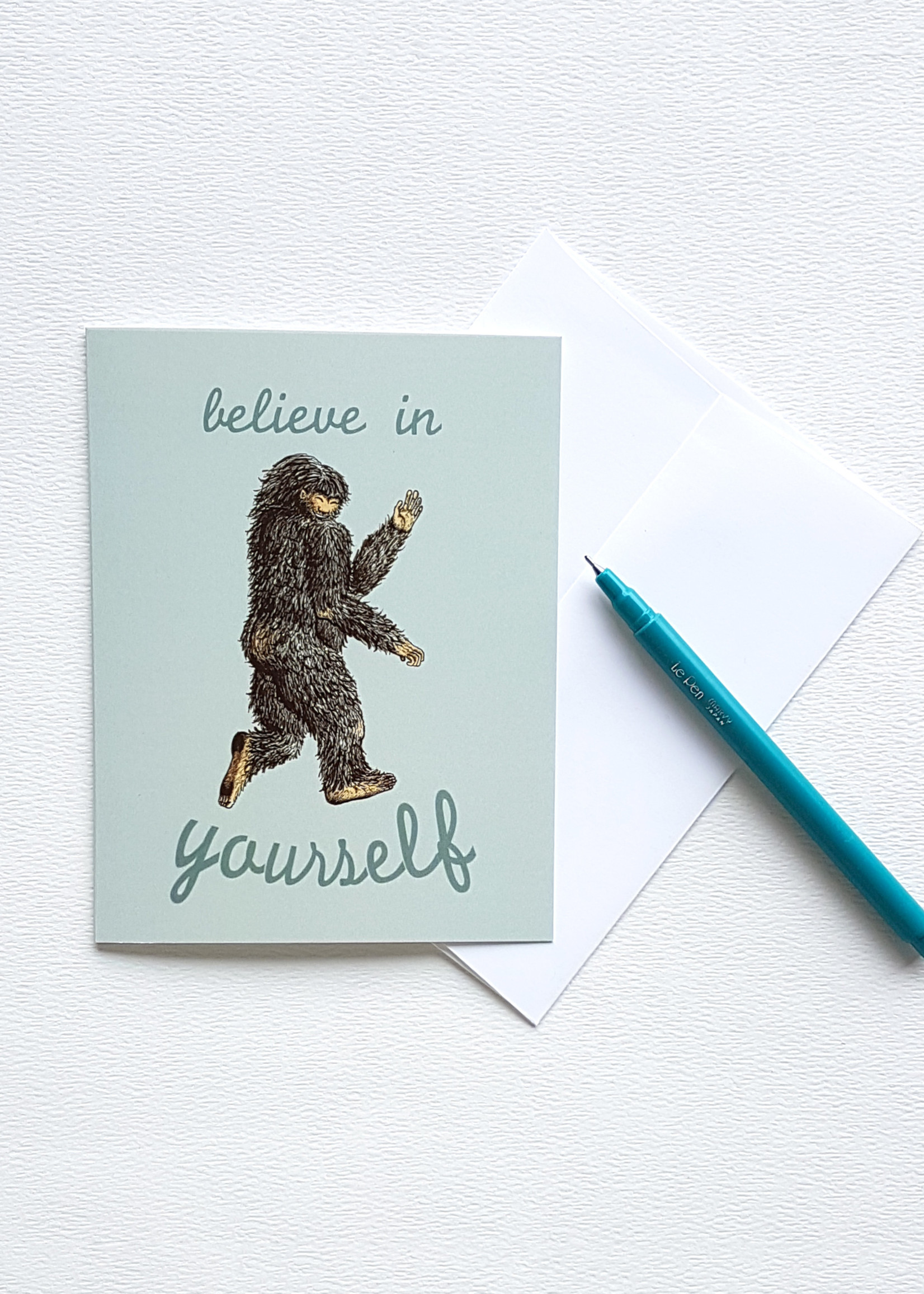 Believe in Yourself sm Card