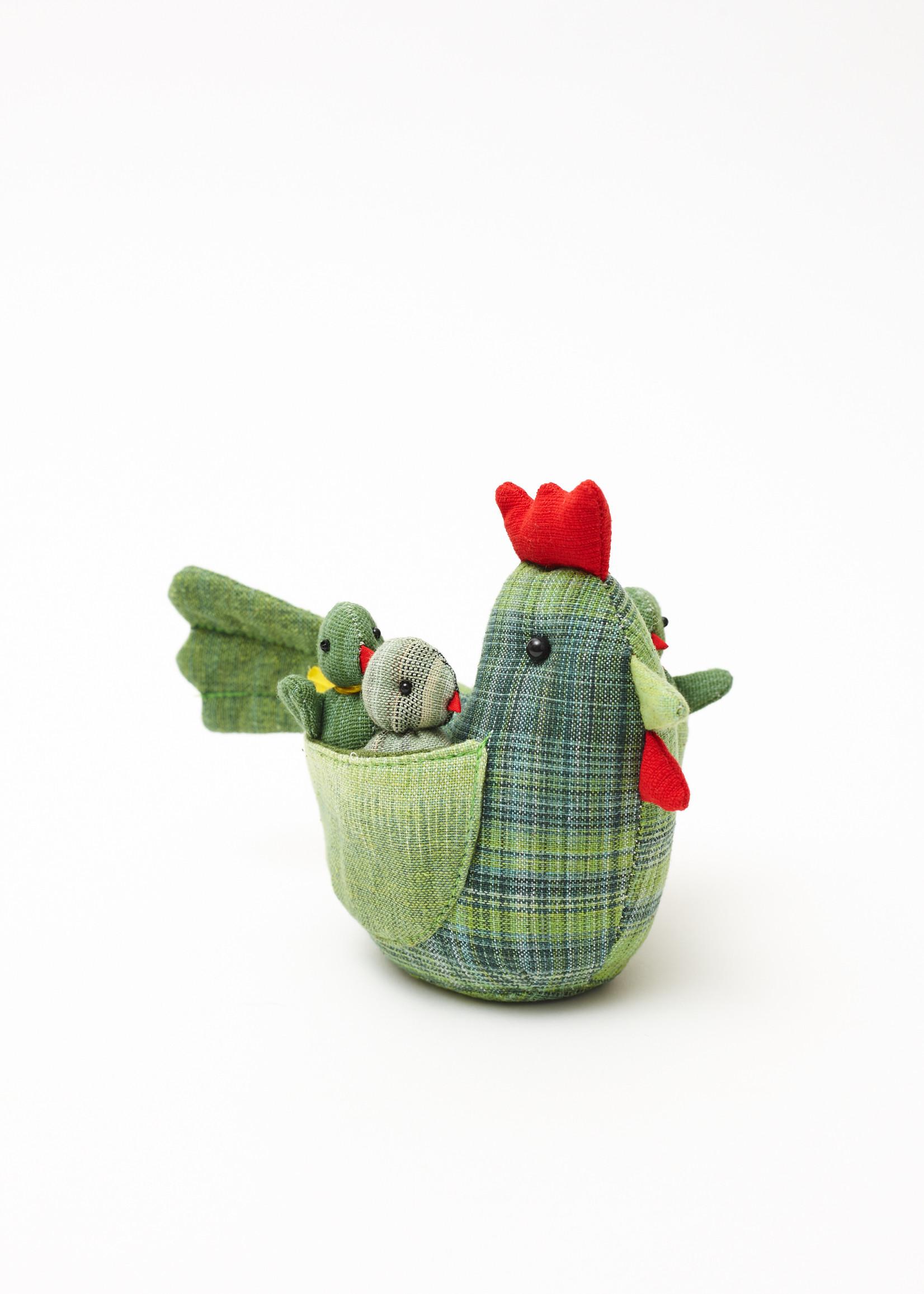 Migration - Chicken & Friends