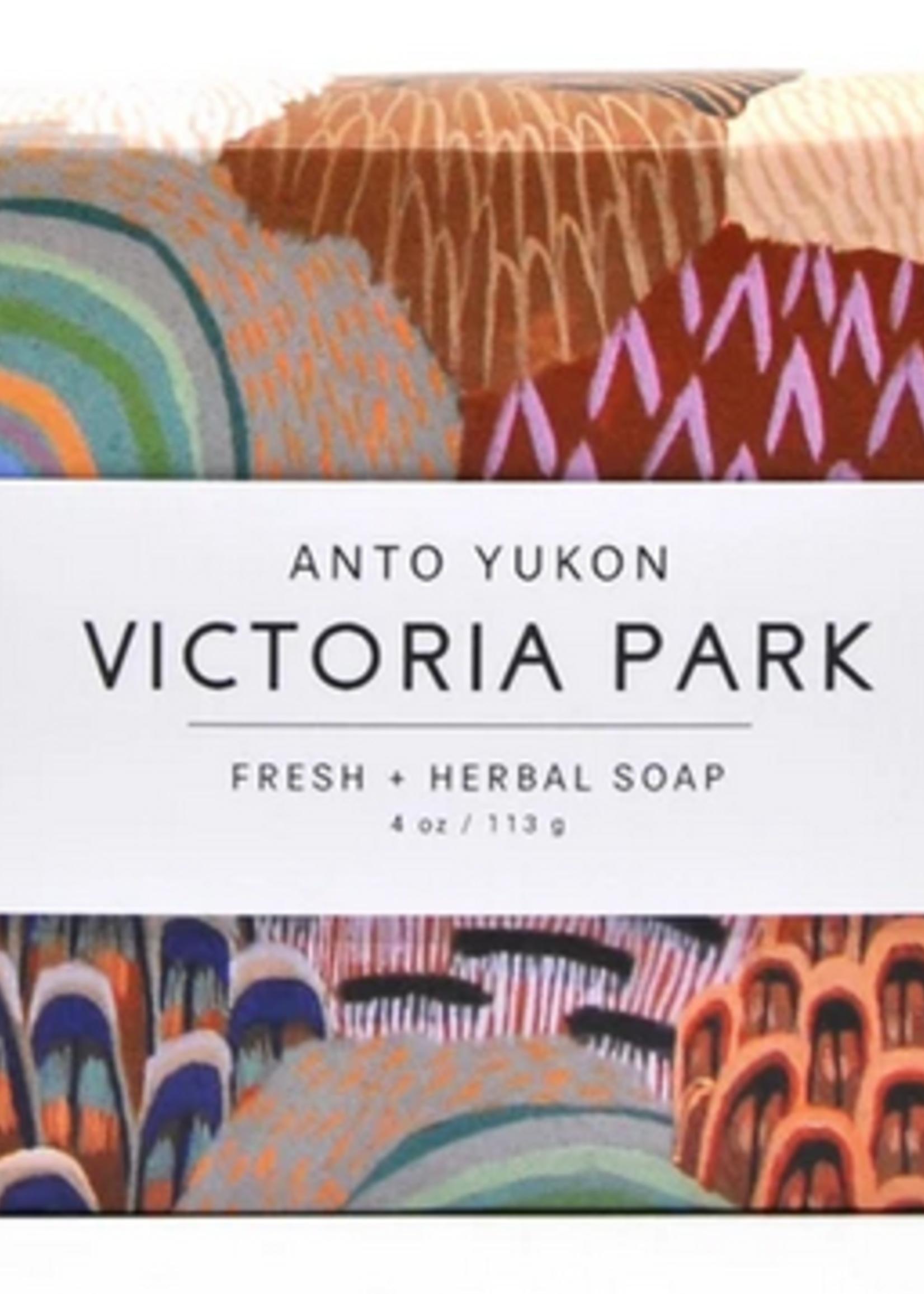 Anto Yukon Anto Yukon - Victoria Park Soap