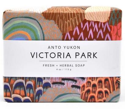 Anto Yukon Victoria Park Soap
