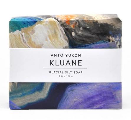 Anto Yukon Kluane Soap
