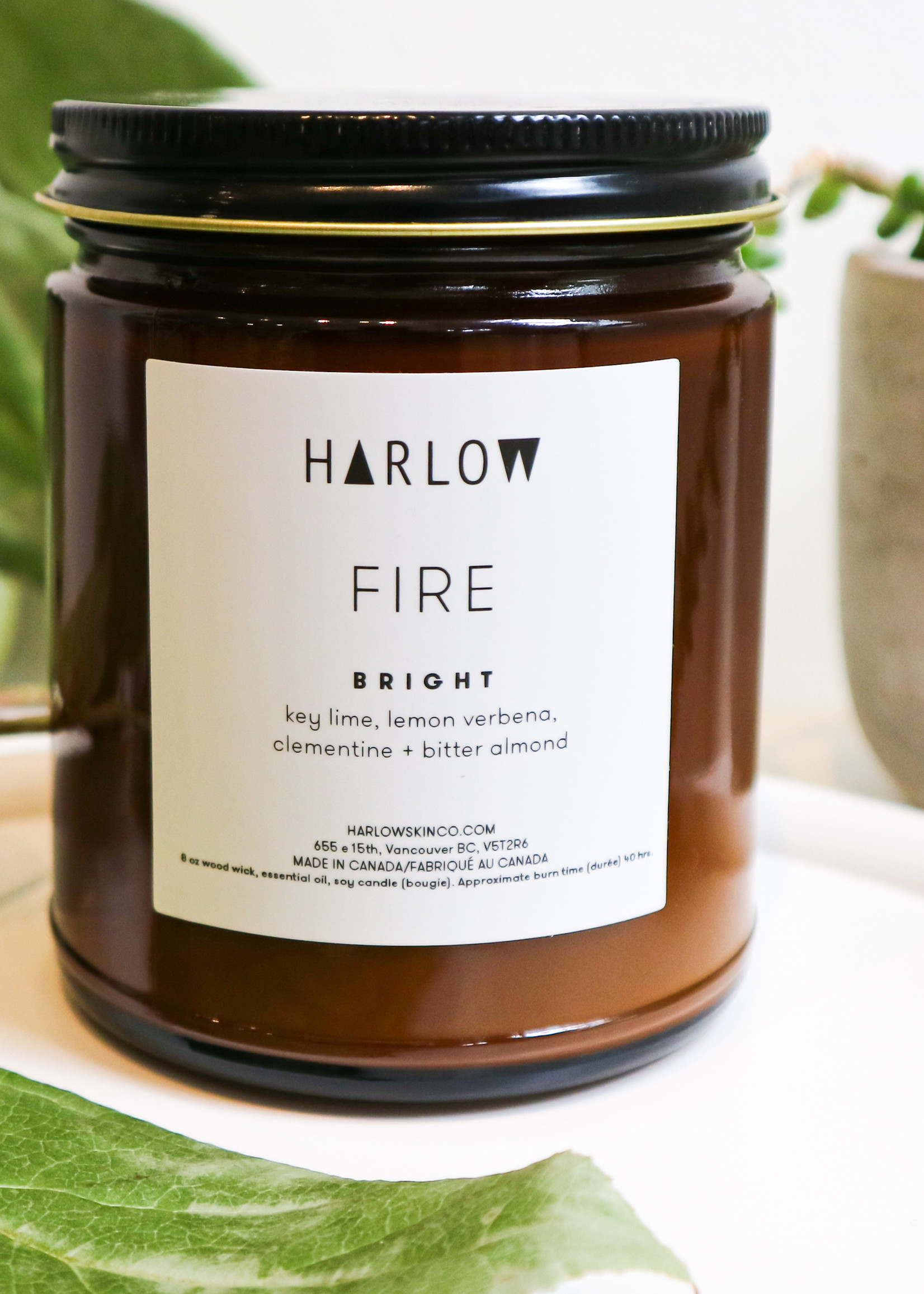 Harlow Skin Harlow - Bright Candle