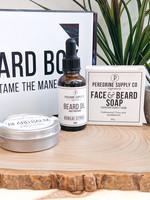 Bonsai Citrus Beard Box