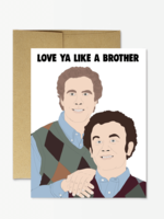 Party Mountain Paper co. Step Brothers Card