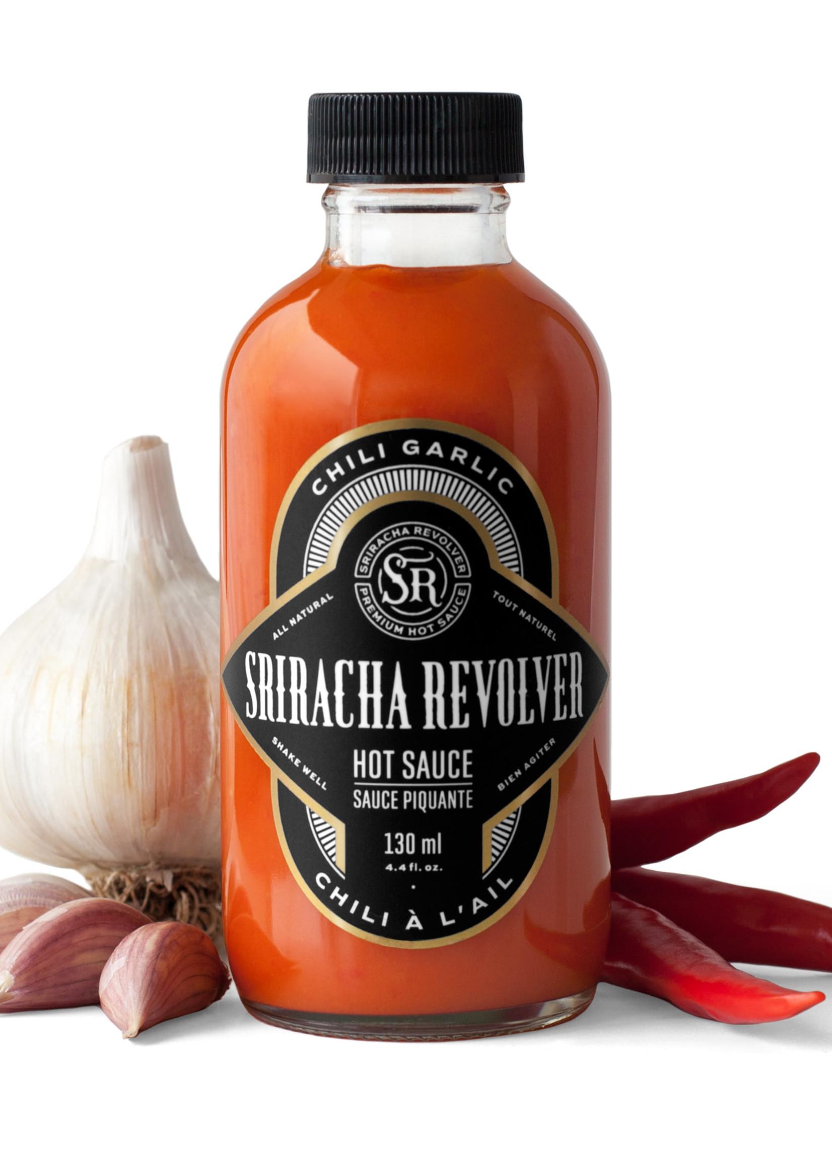 Sriracha Revolver Sriracha Revolver - Chili + Garlic Sriracha