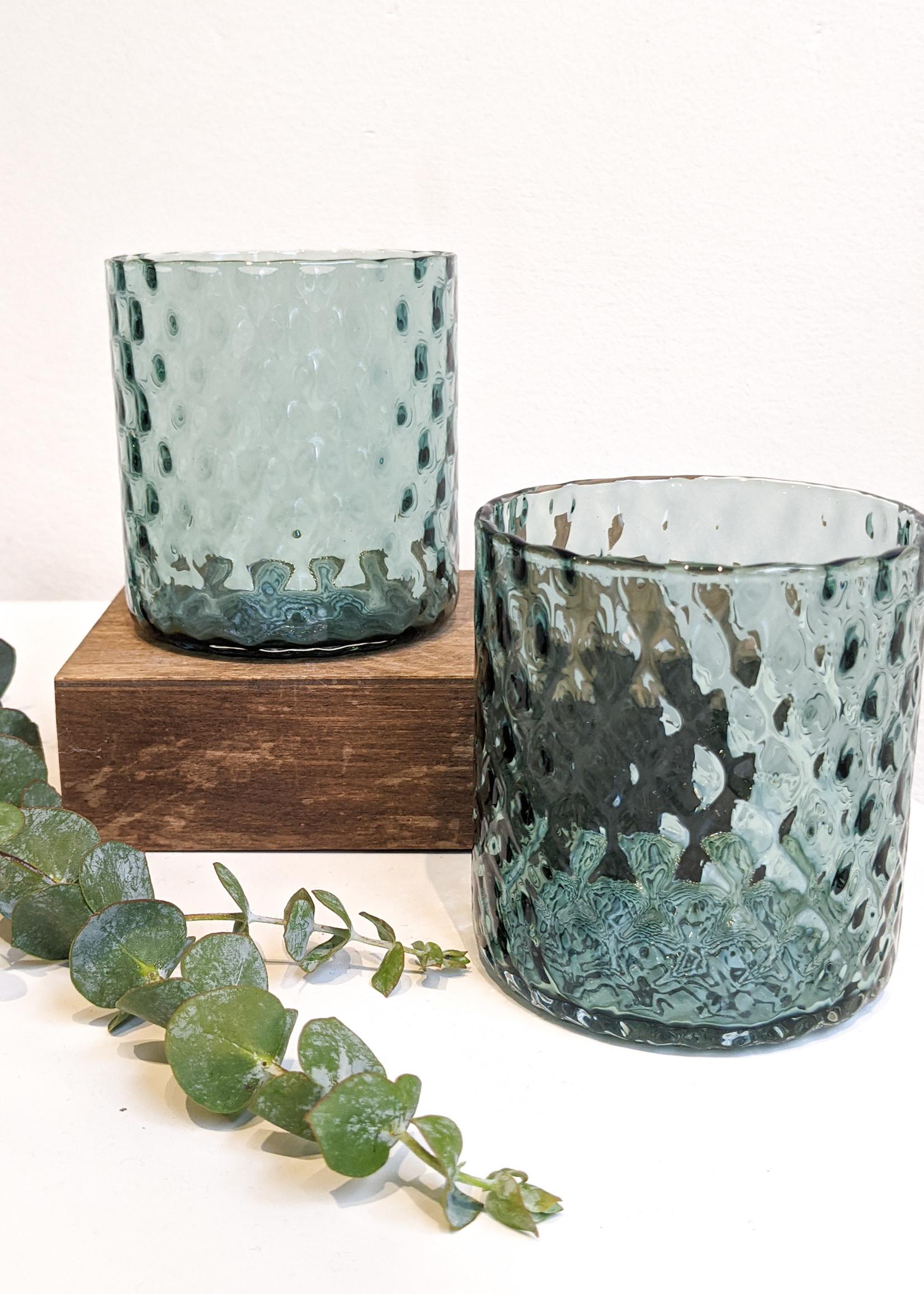 Dougherty Glassworks Dougherty Glassworks - Deco Collection Glass - Sea Foam