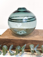 Dougherty Glassworks Bud Vase Round - Sea Foam