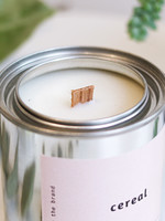 Mala Brand Cereal Candle