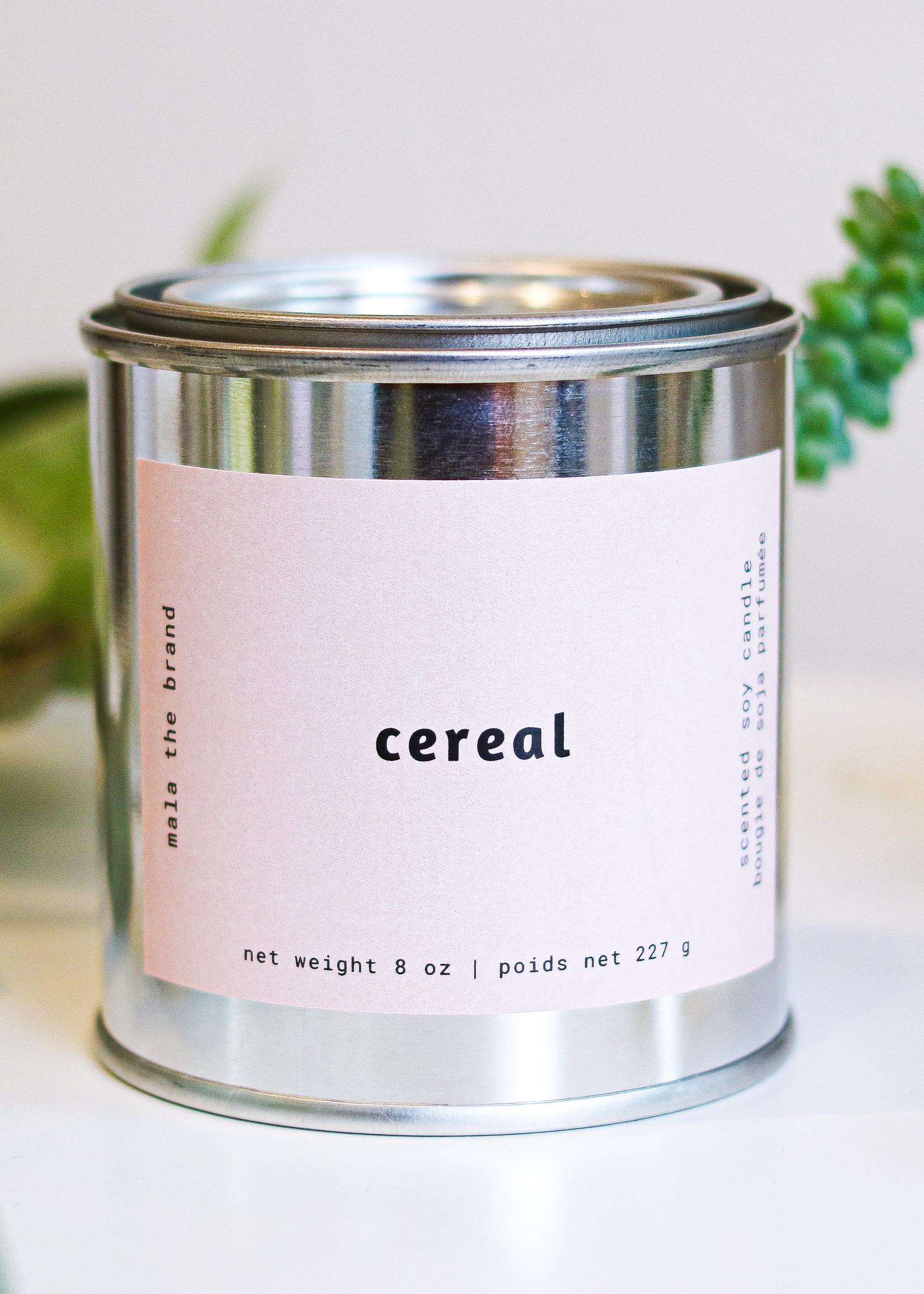 Mala Brand Mala - Cereal Candle
