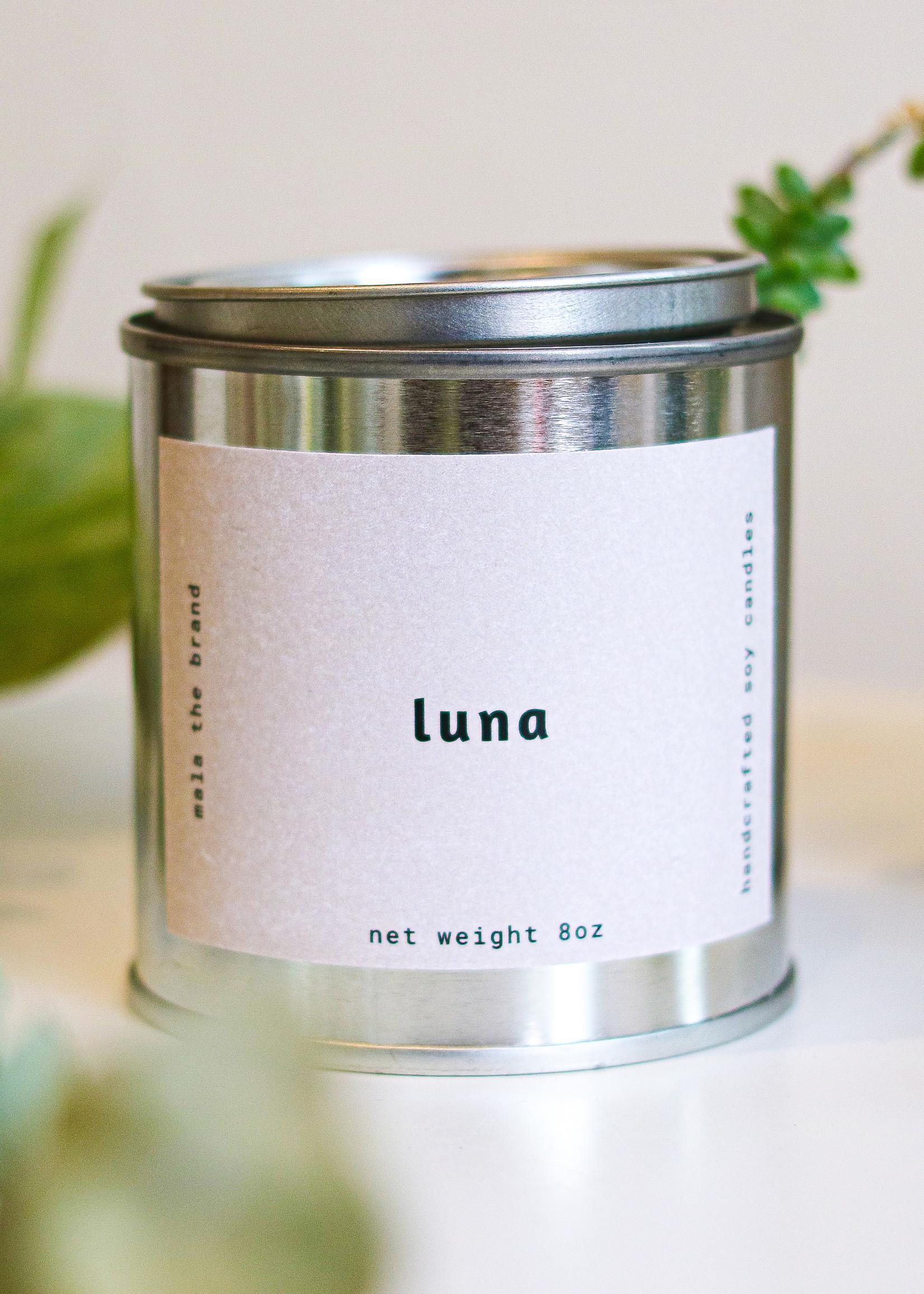 Mala Brand  Mala - Luna Candle