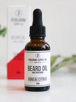 Bonsai Citrus Beard Oil