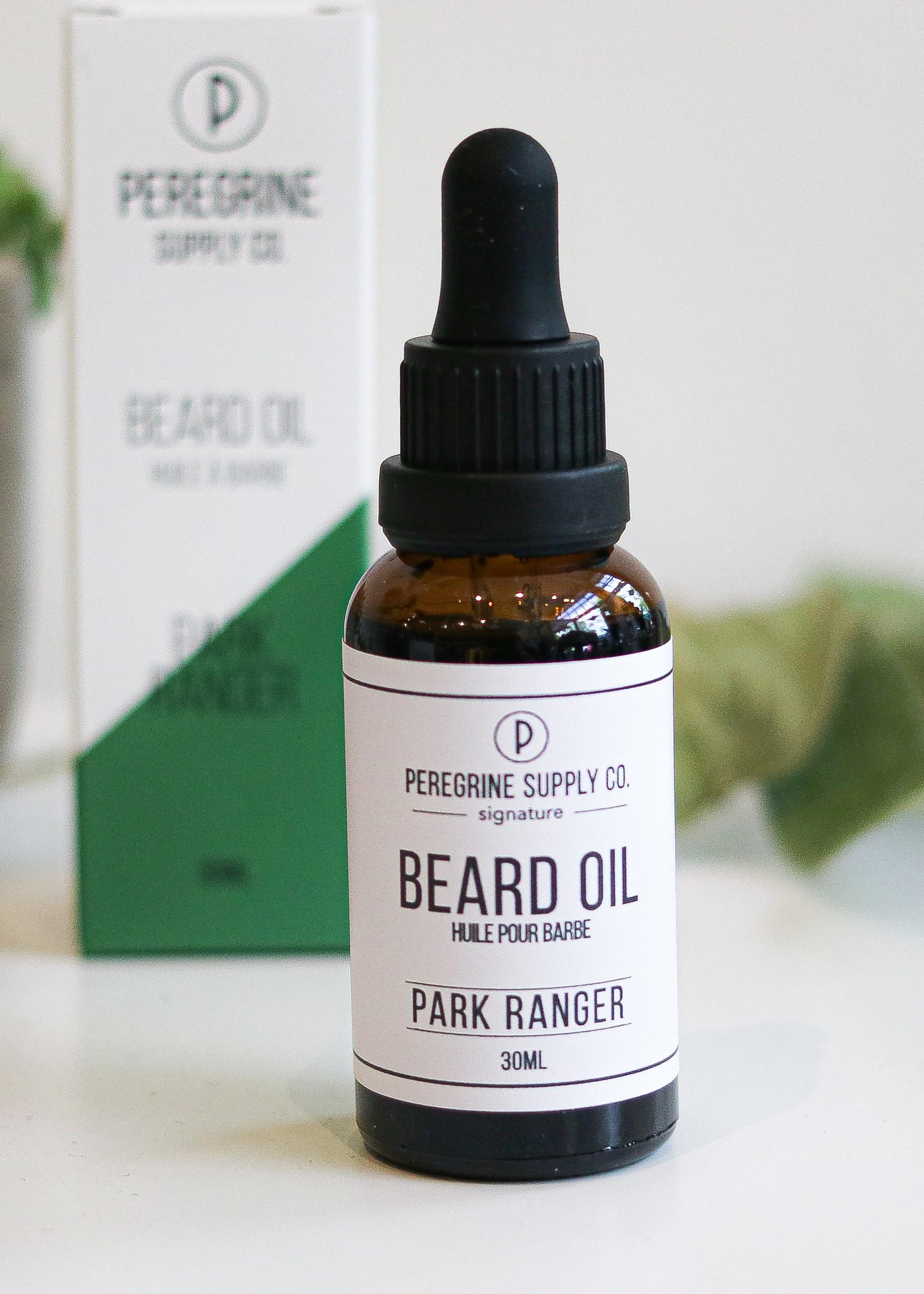Peregrine Supply Co. - Park Ranger Beard Oil