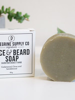 Shave + Face Soap