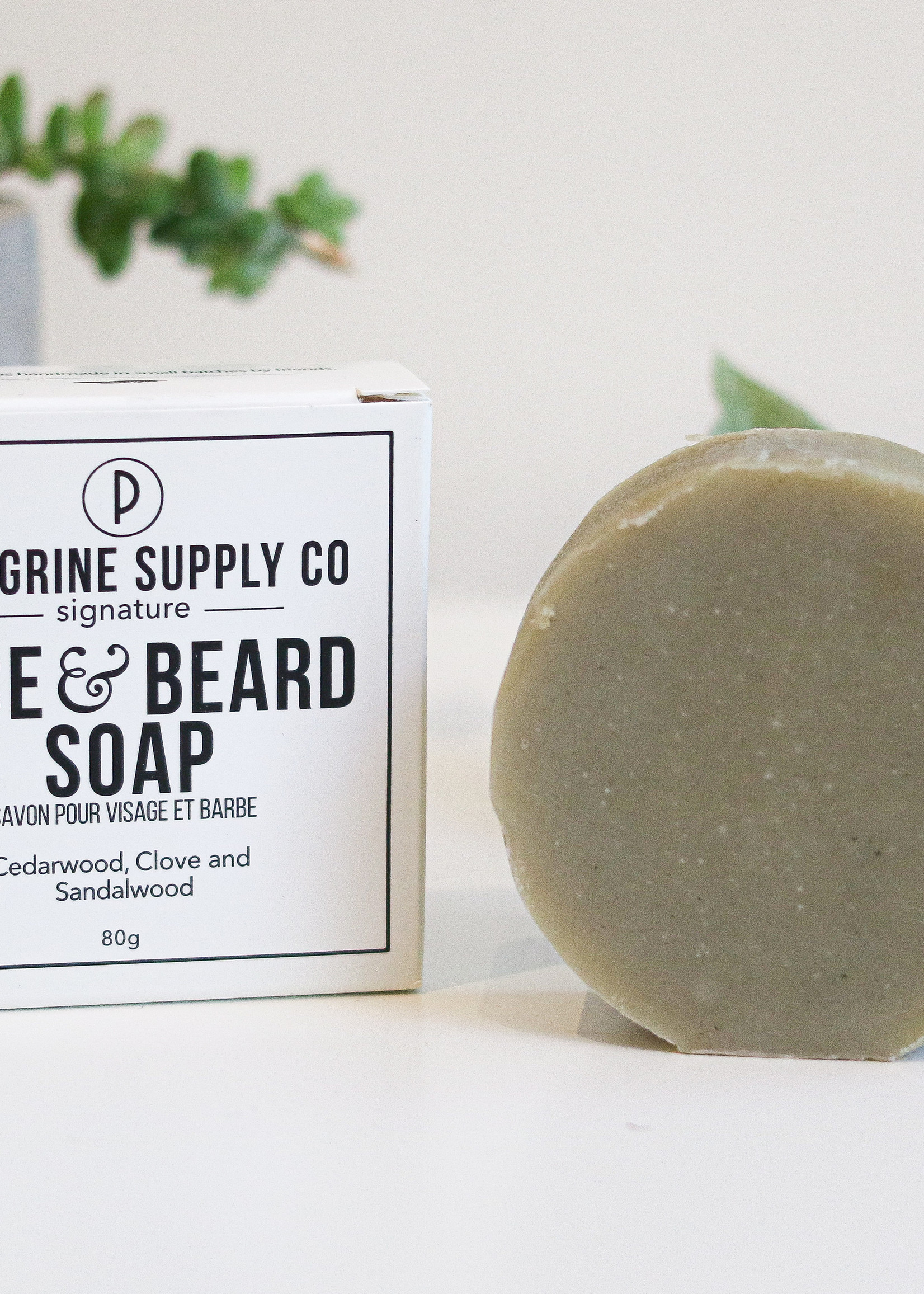 Peregrine Supply Co. - Shave + Face Soap