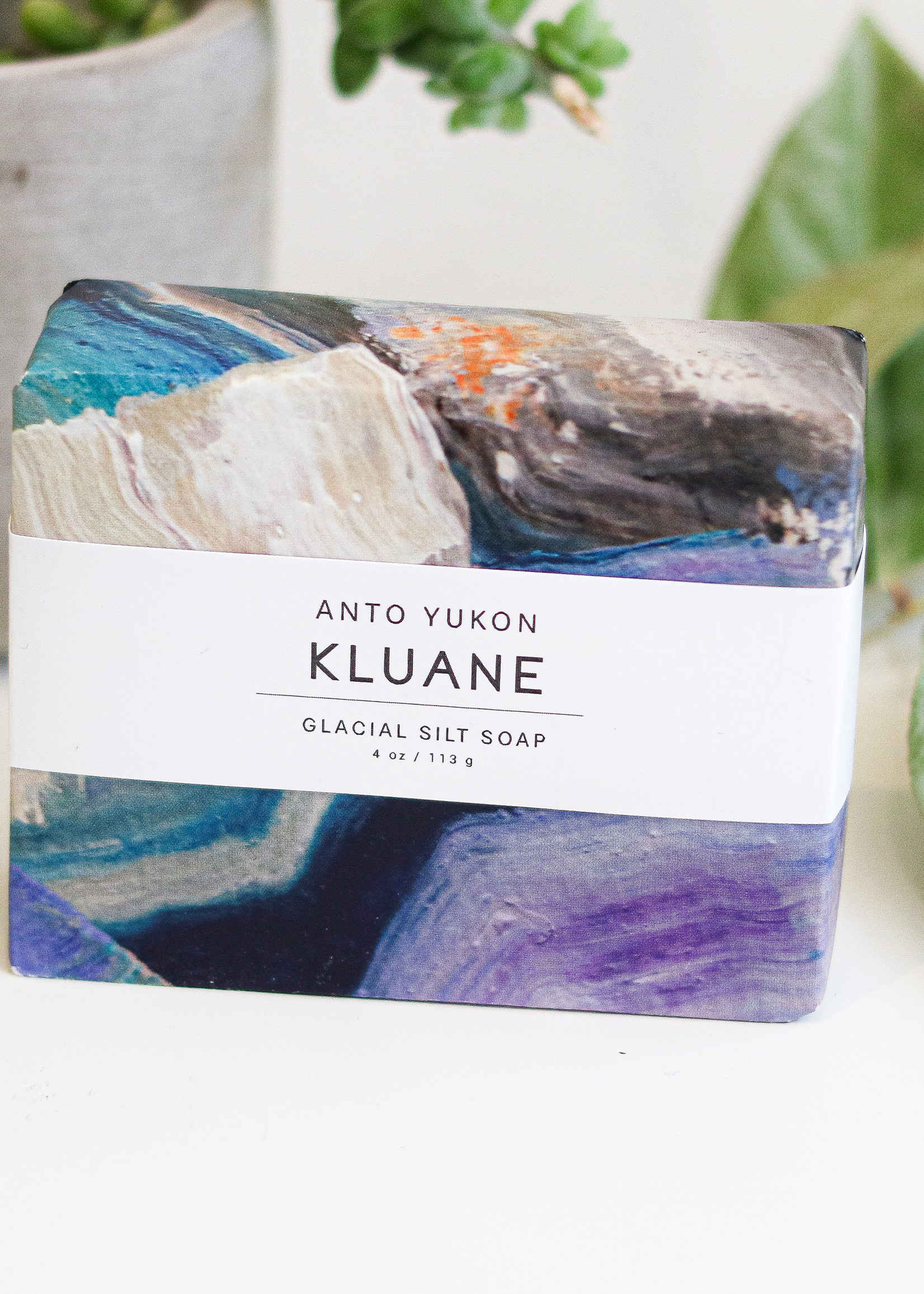 Anto Yukon Anto Yukon - Kluane Soap